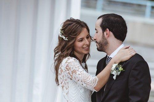 Opiniones clientes Iratxe y David Berezi Moments wedding planner