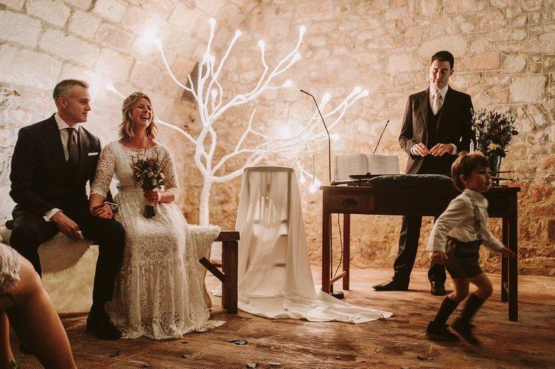 Damas y pajes Marta Ussia boda Ide y Rubén Berezi Moments wedding planner