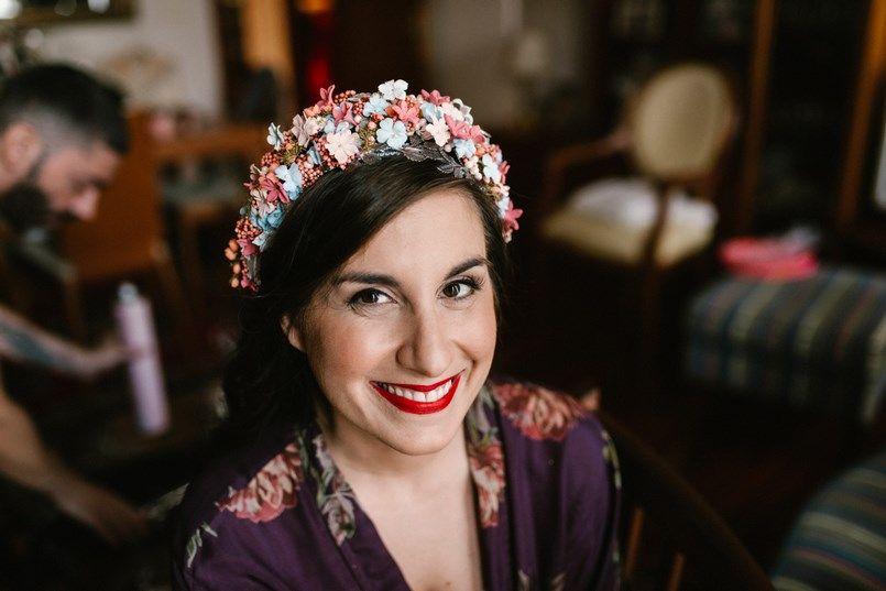 Littas Beauty Builders boda en Bilbao Sara y Jamie Berezi Moments wedding planner