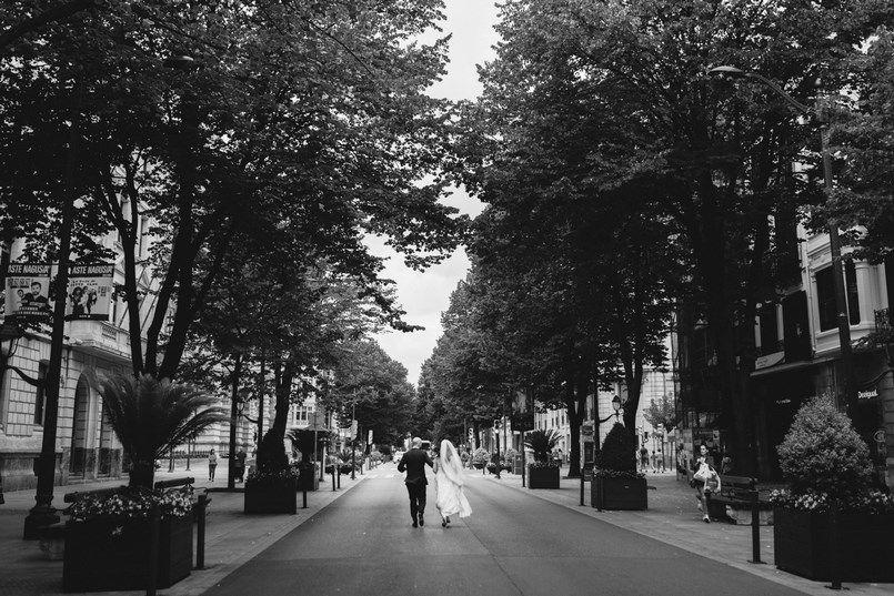 Gran Vía Boda en Bilbao Sara y Jamie Berezi Moments wedding planner