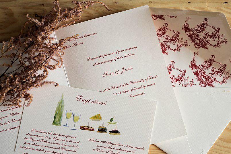 Micrapel Boda en Bilbao Sara y Jamie Berezi Moments wedding planner