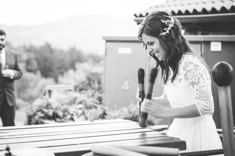 Txalaparta Anandalan Horma Ondo Boda Iratxe y David Foto María Izkue Berezi Moments wedding planner
