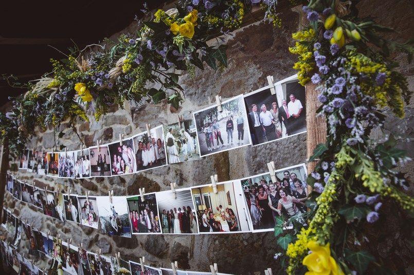 Photocall decoración bodas Horma Ondo Boda Iratxe y David Foto María Izkue Berezi Moments wedding planner