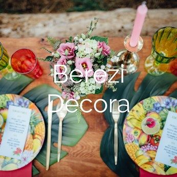 Decoración bodas Bilbao Berezi Moments wedding planner