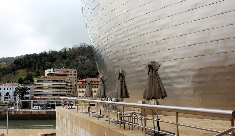 Guggenheim Museo.Do You Want To Celebrate Your Wedding At Bilbao Guggenheim Museum