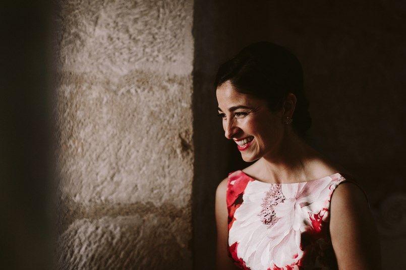 Invitada Boda Ide y Rubén Berezi Moments wedding planner