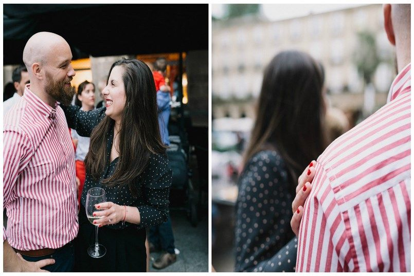 Fiesta preboda Bilbao Casco Viejo boda Sara y Jamie Berezi Moments wedding planner