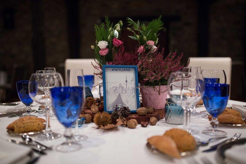 Decoración bodas Boda Ibana y Asier Berezi Moments wedding planner Finca Bauskain