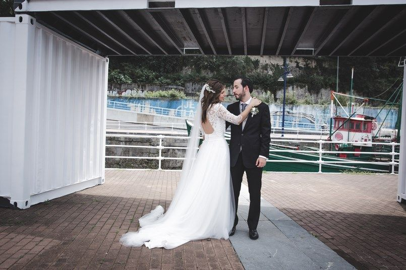Alicia Rueda Boda Iratxe y David en Bilbao Foto María Izkue Berezi Moments wedding planner