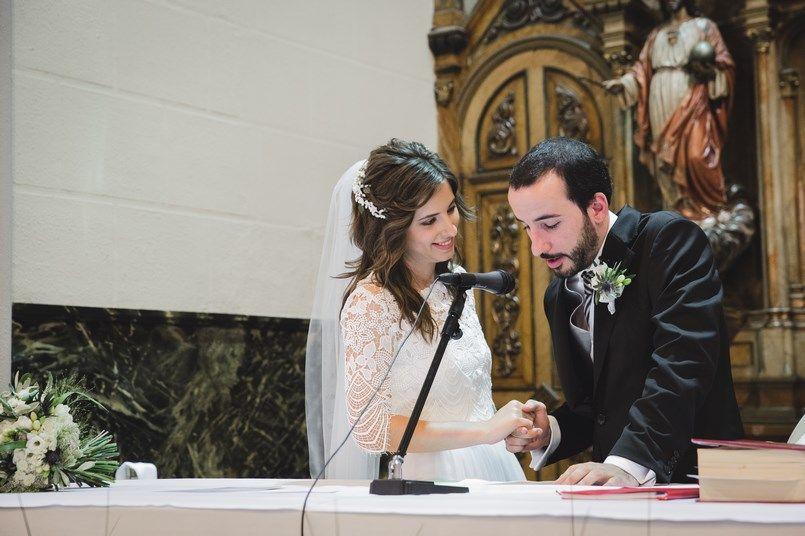 La Misericordia Boda Iratxe y David en Bilbao Foto María Izkue Berezi Moments wedding planner