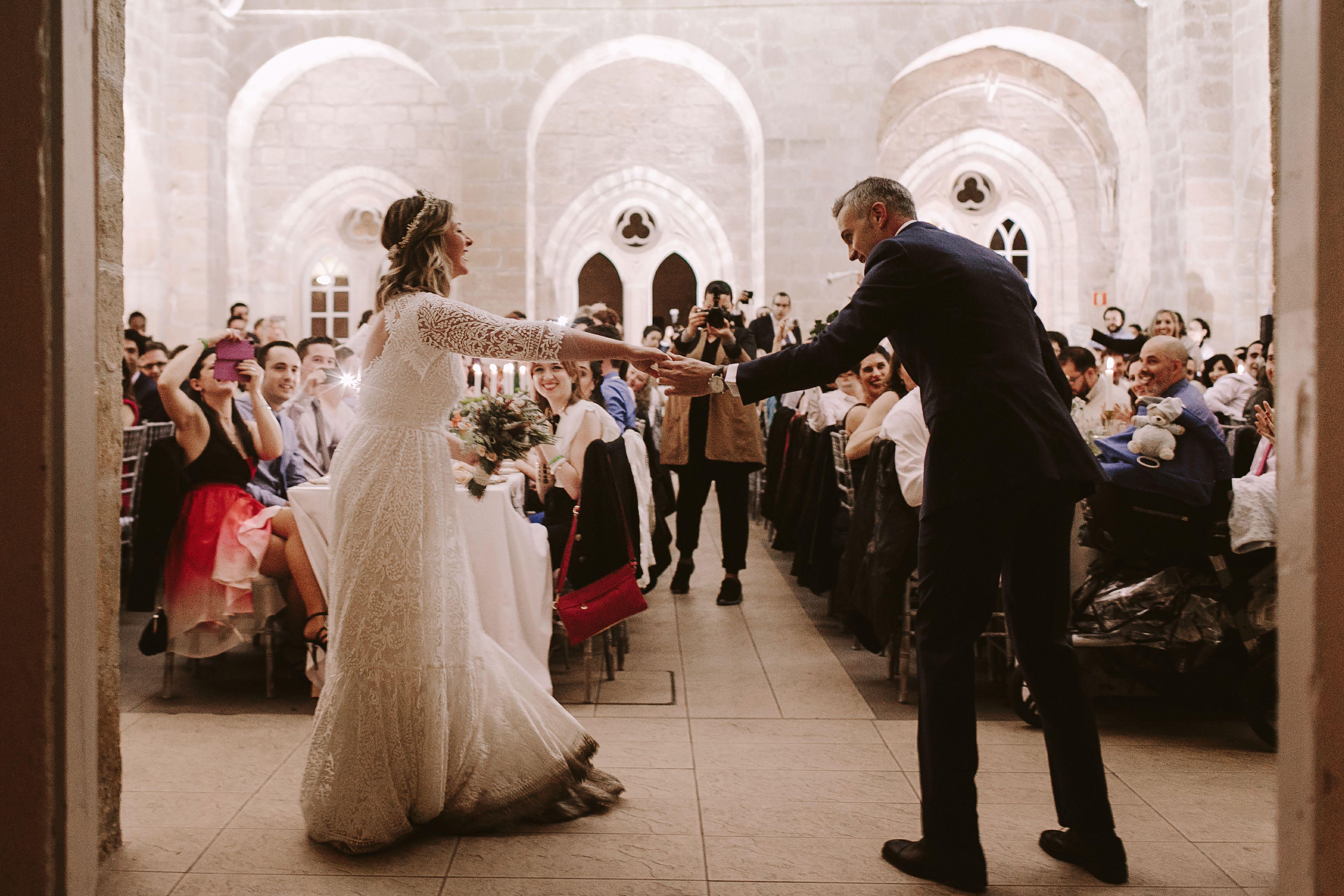 Bereziboda Ide y Rubén Berezi Moments Banquete, Monasterio del Espino