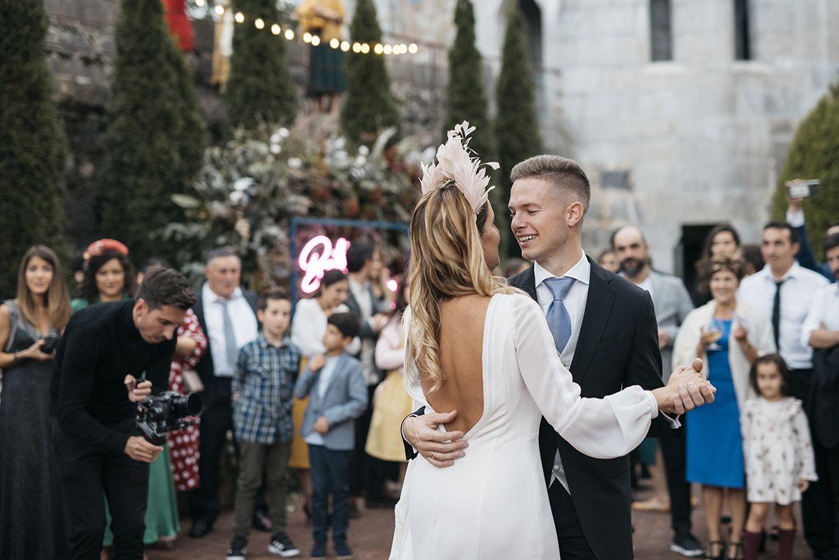 Pista de baile bodas 2021 Berezi Moments